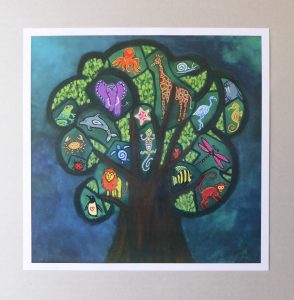 Tree of Life print photo for website