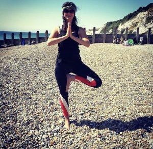 Laura yoga