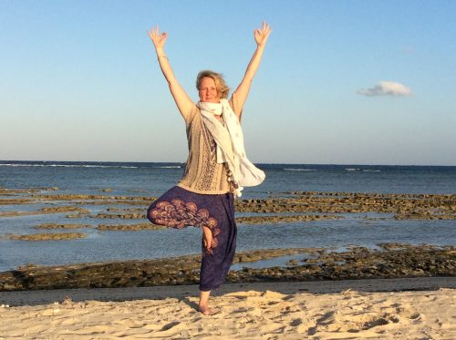 Quick Interview with your Yoga Teacher – Vicky May