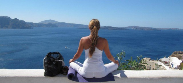Yoga Holiday to Greece