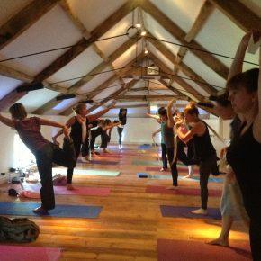 Yoga Retreat at Pennard House