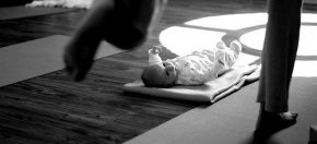Postnatal Yoga in Eastbourne