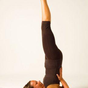 Posture of the Month - November - Shoulder Stand