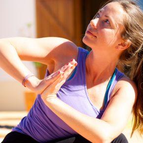 New Yoga class - Pranava Yoga with Ruth