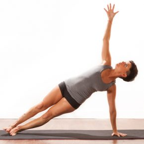Posture of the month - June - Side Plank - Vasisthasana