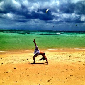 Greetings from Yoga Holiday in Tobago