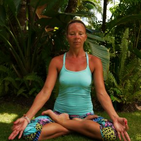 Posture of the Month - Padmasana (Full Lotus)
