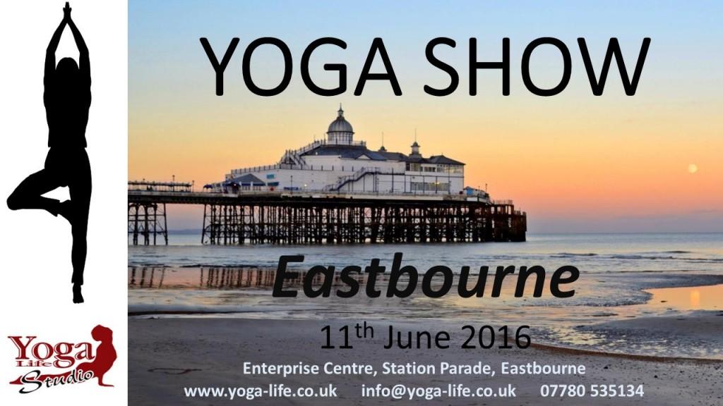 leaflet yoga show 2016