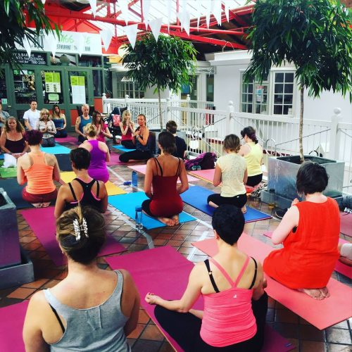 The Yoga & Wellbeing Show