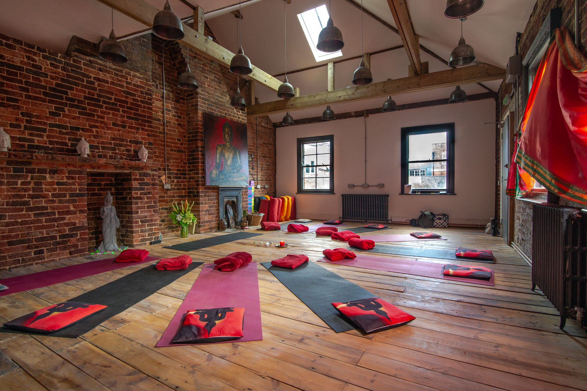 Image of the yoga life studios in Eastbourne