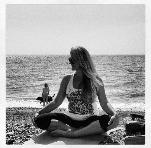 Meditation Eva Kristlova
