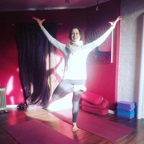 Quick Interview with your yoga teacher – Safia Bowley