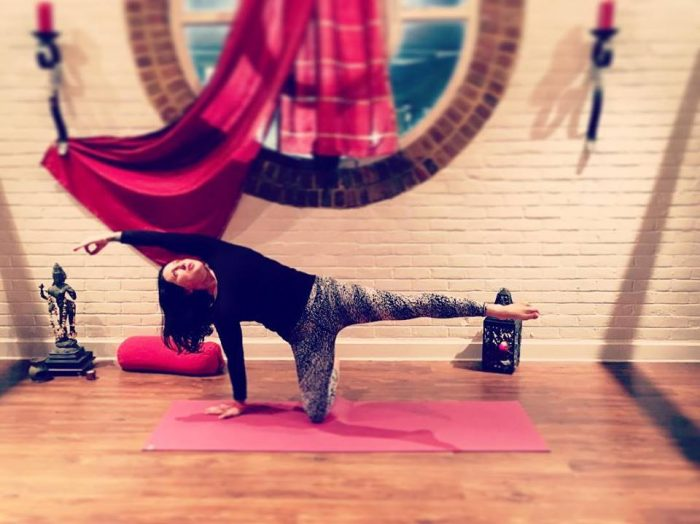 sarah yoga