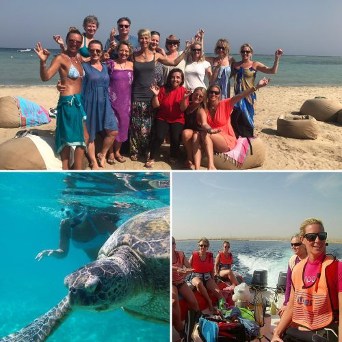 Marsa Shagra Yoga Holiday March 2018