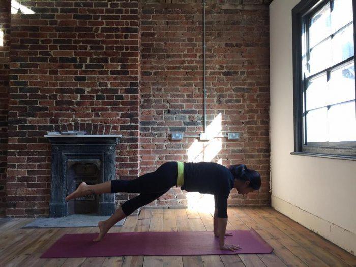 Kat Salter Yoga
