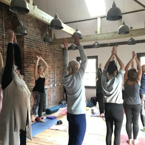 yoga life teacher training