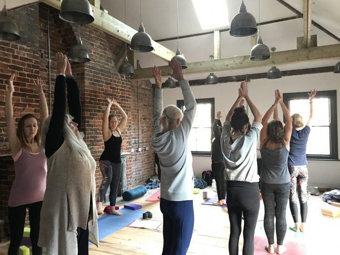 yoga life teacher training