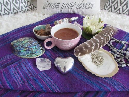 Sagittarius New Moon Cacao Ceremony