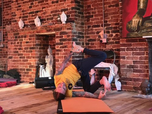 Yogabeats with David Sye – Foundation Course coming to Eastbourne!