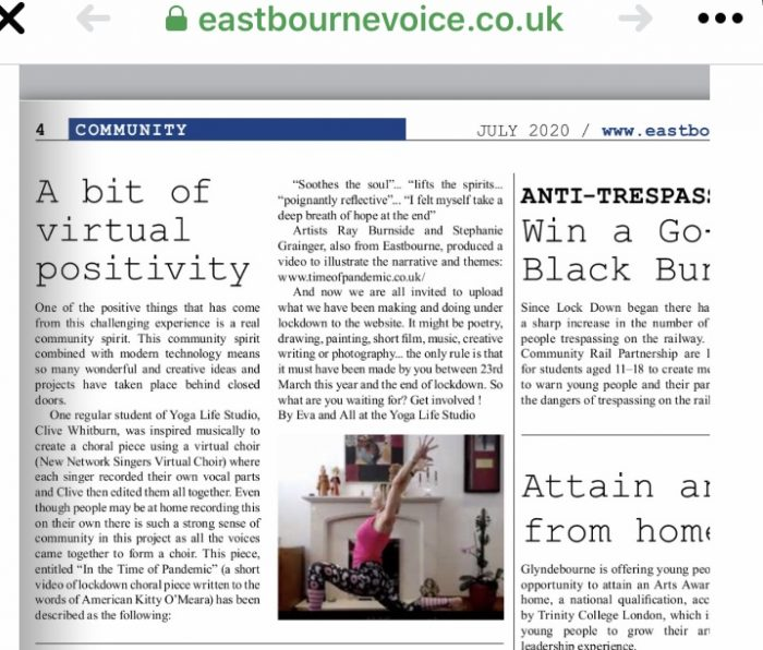 Eastbourne Voice