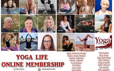 Yoga Life Online Membership